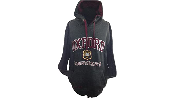 Oxford University Applique Produit sous Licence Officielle Sweat à Capuche  Unisexe - - X-Small 562db6a1fd6b
