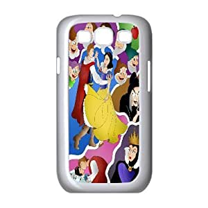 [AinsleyRomo Phone Case] For Samsung Galaxy S3 -Snow White Holding Apple-Style 18