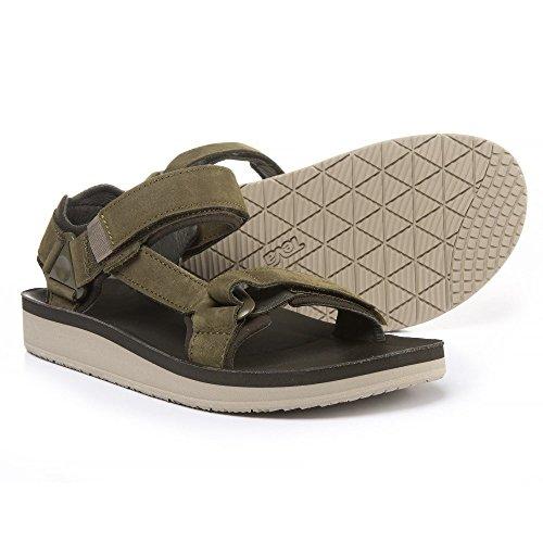 ローブトリクル預言者(テバ) Teva メンズ シューズ?靴 サンダル Original Universal Premier Sport Sandals - Nubuck [並行輸入品]
