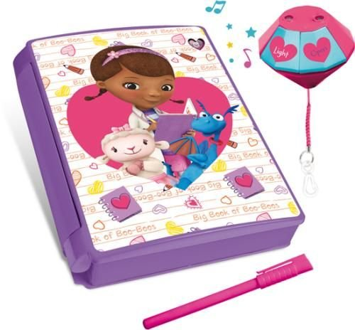 Disney Doc McStuffins Check Up journal intime électronique