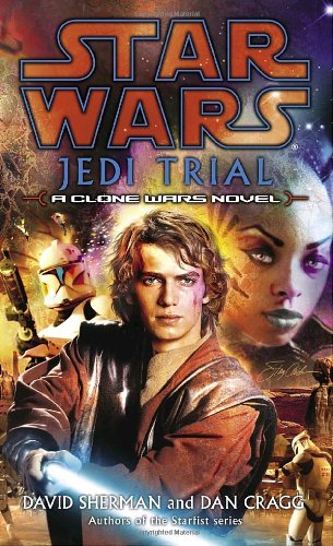 Jedi Trial - Book  of the Star Wars Legends