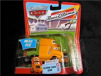 Mega Disney Cars - 7