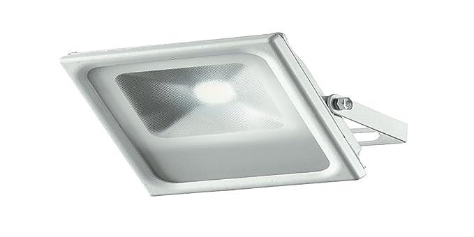 Proyector Led Blanco de Pared 10 W Serie Kronos 4000 K, IP65 ...