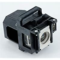 Kingoo Excellent Projector Lamp For EPSON PowerLite 575W Replacement projector Lamp Bulb with Housing