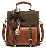 Small Backpack Purse Women Satchels Handbag Fashion Travel Bag