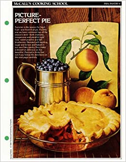 Mccalls cooking school recipe card pies pastry 9 peach and mccalls cooking school recipe card pies pastry 9 peach and blueberry pie replacement mccalls recipage or recipe card for 3 ring binders marianne forumfinder Choice Image