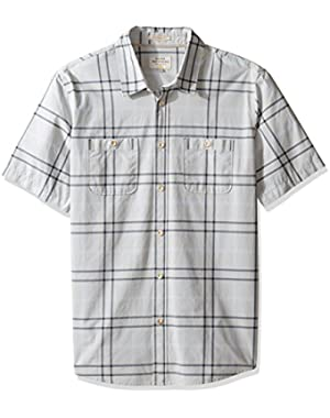 Waterman Men's Island Job Woven Top