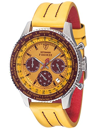 detomaso-mens-quartz-stainless-steel-and-leather-casual-watch-coloryellow-model-sl1624c-yb