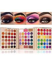 Paleta de sombras de ojos 86 colores sombra Colección Vivo Brillante Kit de Maquillaje Caja Profesional para Maquillaje Accesorio cosmético de Belleza