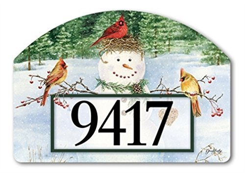 YardDeSign Snowman Birdfeeder Yard DeSign Yard Sign 71374