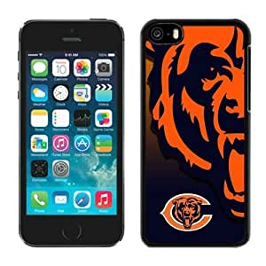 LJF phone case iphone 4/4s Case NFL Chicago Bears 10 Moblie Phone Sports Protective Covers