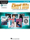 Chart Hits - Flute (Book/Online Audio) (Hal-Leonard Instrumental Play-Along)
