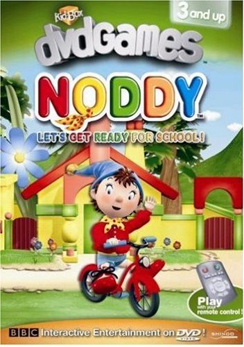 Noddy - Let's Get Ready Interactive DVD Game Interactive DVD ...