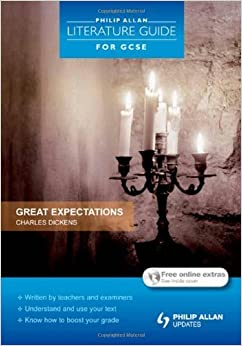 Book Great Expectations (Philip Allan Literature Guide for Gcse) by Charles Dickens (2011-12-05)