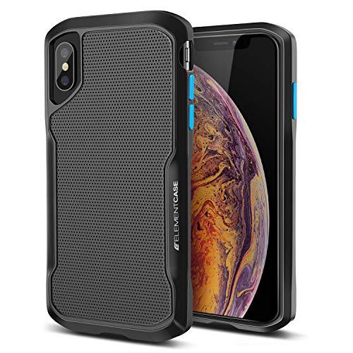 Element Case Shadow Drop Tested case for iPhone XR - Black (EMT-322-192D-01)