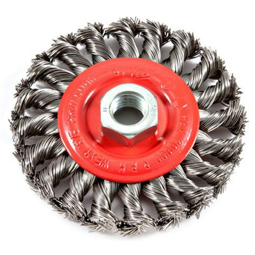 wire brush for grinder - 2