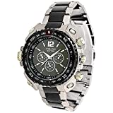 Fabiano New York Mens Analog Waterproof Watch (Grey)