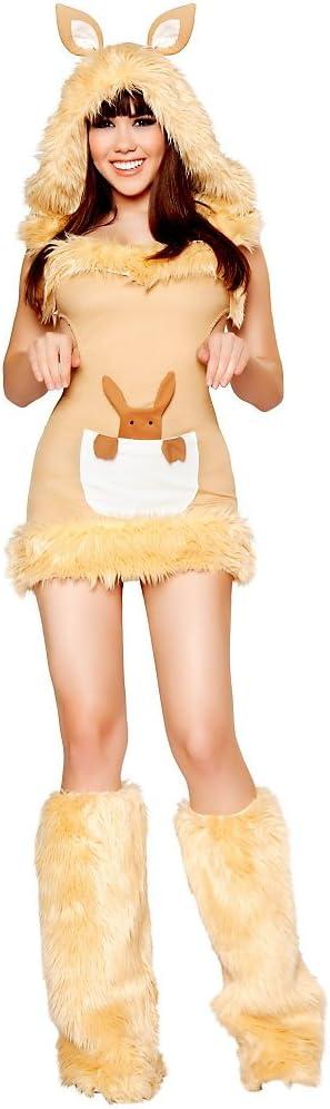 Roma Mujer Sexy Disfraz de Canguro Cutie: Amazon.es: Hogar