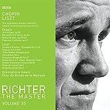 Richter the Master, Vol. 10: Chopin & Liszt Recital