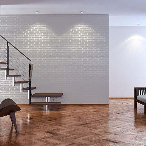 dise/ño de ladrillo Plantilla de pl/ástico reutilizable para pared 65 x 95 cm