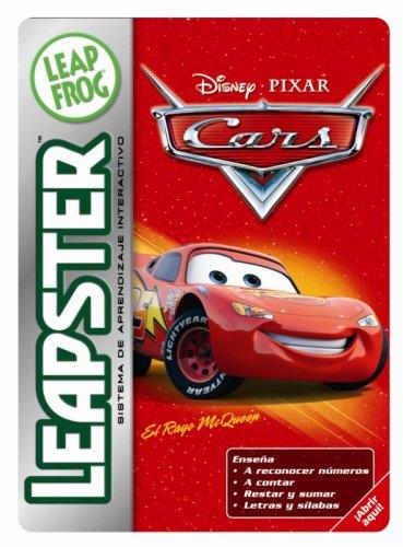 LeapFrog Leapster Disneys Cars Software