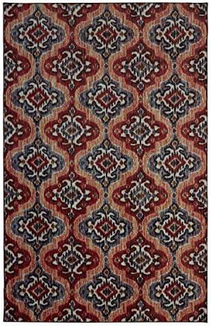 Mohawk Home Rialto Multi Area Rug, 8 x10 , Multicolored