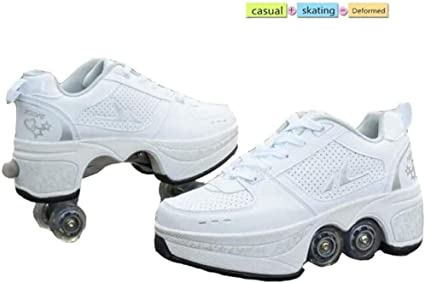 automatic skating shoes
