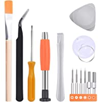 SOKER Triwing Screwdriver for Nintendo Switch,8in1 Security Screwdriver Game Bit Repair Tool Kit for Nintendo Products.