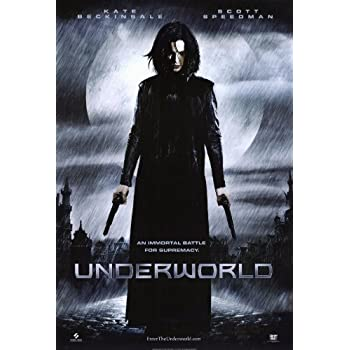 Michael Sheen And Kate Beckinsale Underworld