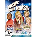 Wish Gone Amiss (Cory in the House / The Suite Life of Zack & Cody / Hannah Montana) [2007] [DVD] [PAL] by Miley Cyrus