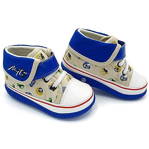 ee747f6d28c68 TCHOU TCHOU SHOES High Shoes Fashion   Street - Chaussures Premiers Pas  Bébé Garçon N°