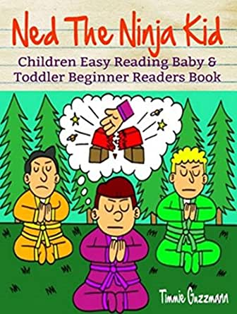Children Easy Reading: Baby & Toddler Beginner Readers Books ...
