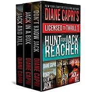 [Sponsored]Licensed to Thrill 1: Hunt For Jack Reacher Series Thrillers Books 1-3 (Diane Capri's...