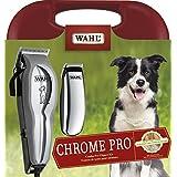 Wahl Canada 58150 Chrome Pro Combo Pet Clipper Kit