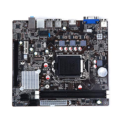 New P8H61-M LX3 Plus R2.0 Desktop Motherboard H61 Socket LGA 1155 I3 I5 I7 DDR3 16G UATX UEFI BIOS Mainboard