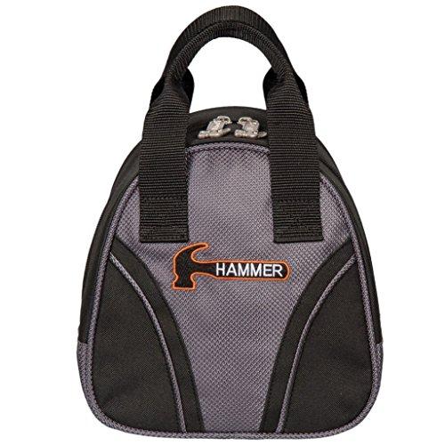 Hammer Plus 1 Bowling Bag, Black/Carbon