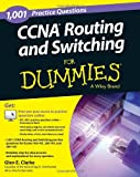 1,001 Ccna Routing and Switching Practice Questions for Dummies (+ Free Online Practice), Clarke, Glen E., 111879429X