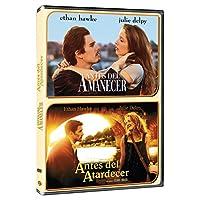 Pack: Antes Del Amanecer + Antes Del Atardecer [DVD]