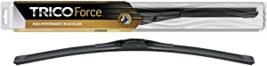 """Trico 25-220 Force Beam Wiper Blade 22"""", Pack of 1"""