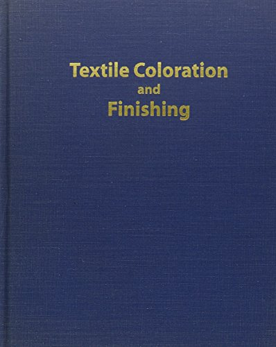 Textile Coloration and Finishing
