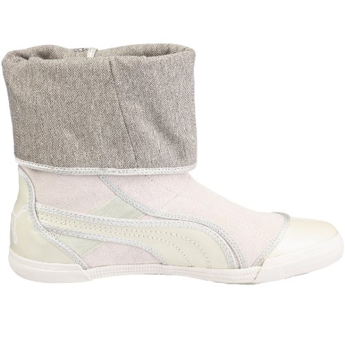 Puma Suede 35037603Sugie WN 'S, Women's Boots Silber (Silver Birch-gardenia White)