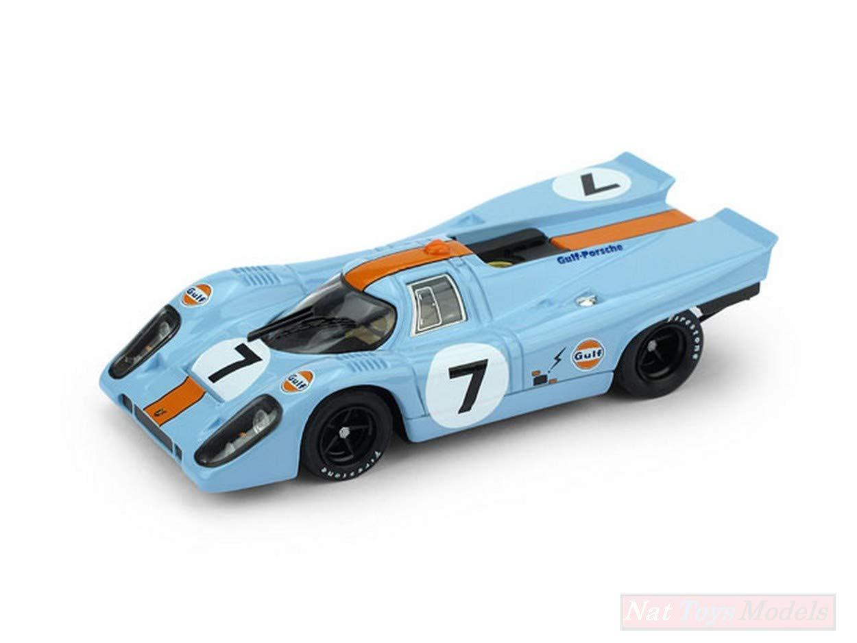 BRUMM BM0219UPD Porsche 917 K Gulf N.7 Monza 1970 1970 1970 P.Rodriguez-L.KINNUNEN 1 43 26164a