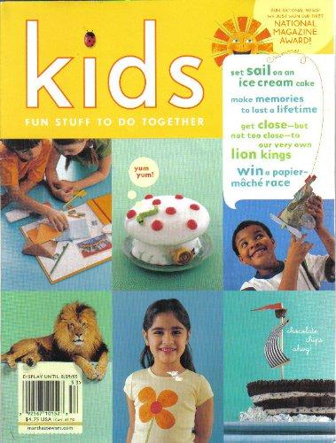 Amazon Martha Stewart Kids Magazine Single Issue