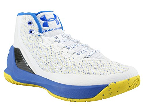 Under Armour - Chaussure de Basketball Under Armour Stephen Curry 3 Dub Nation away home Pointure - 44