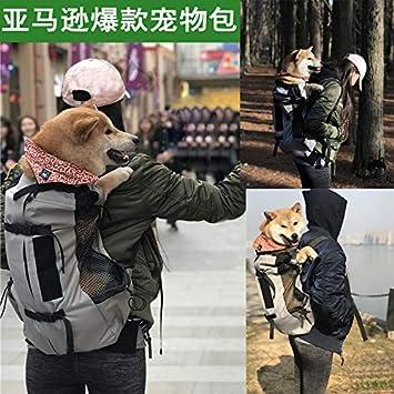 GHYRFDSYGH Jaula out Bolsa de Deporte para Perros Pet Carrier ...