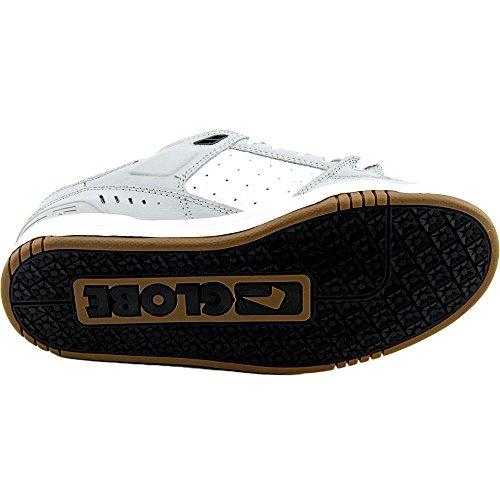 Globe Fusion Hombre Piel Deportivas Zapatos
