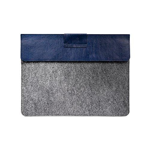 Felt Ipad Wool - alto Handmade Premium Italian Leather Wool Felt iPad Pro 12.9