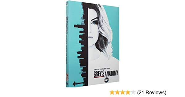 Grey's Anatomy: Season 13  The Complete 13TH Season