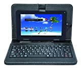 Proscan 9-inch Quad Core Tablet with Keyboard and Case, 8GB ROM/1GB RAM, Black