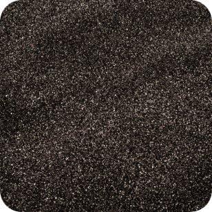 Dashington Black Decorative Sand 5 Pound Container//80oz